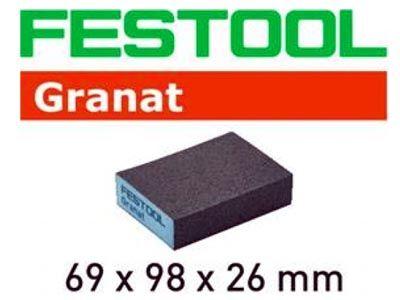Festool Granat hiomasieni (6kpl)