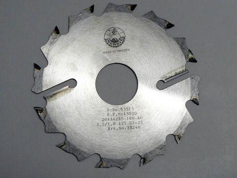 160mm Z-12+2 (40mm) Nordic