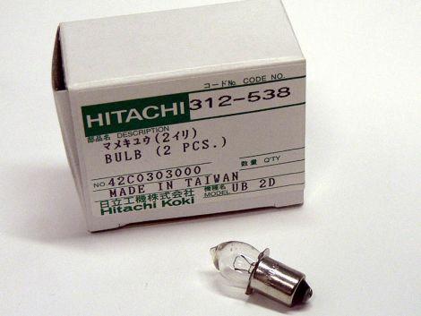 Polttimo Hitachi UB2D (2kpl)
