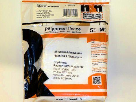 H&H fleecepussit Flex VCE-21 (5kpl)