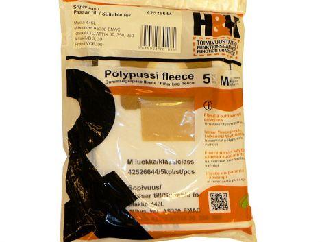 H&H fleecepussit Makita 446L (5kpl)