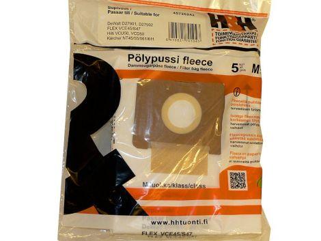 H&H fleecepussit Flex VCE-45 (5kpl)