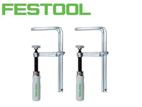Festool FSZ-120 ruuvipuristimet (2kpl)