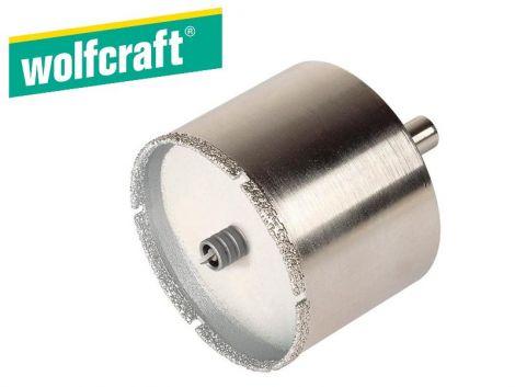 Wolfcraft Ceramic timanttiporat (koot 18-83mm)