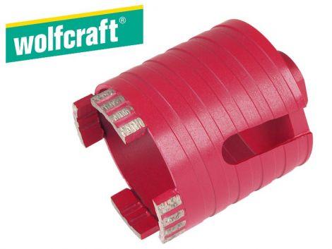 Wolfcraft timanttikuppiterät