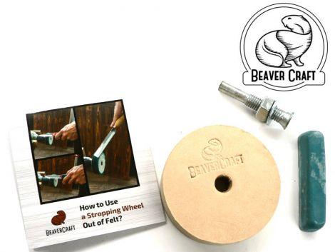 Beaver Craft nahkalaikka porakoneisiin