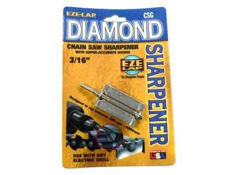 Eze-Lap timanttiteroitin 4,8mm teräketjuille