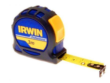 Irwin rullamitta (3m) magneetilla