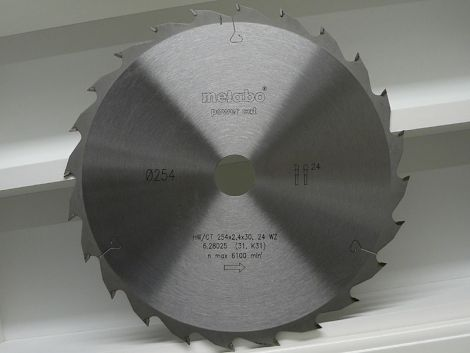 254mm Z-24 (30mm) METABO POWER CUT