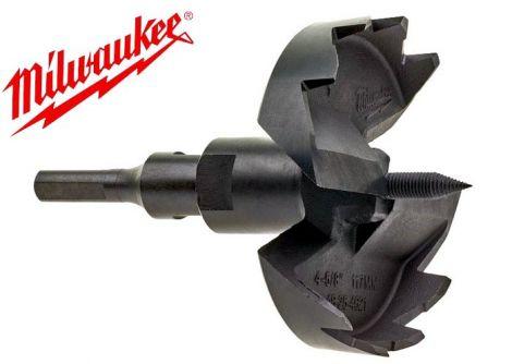 Milwaukee Selfeed poranterät (koot 76-117mm)