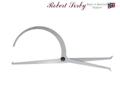 "Robert Sorby kulhoharppi 5"""