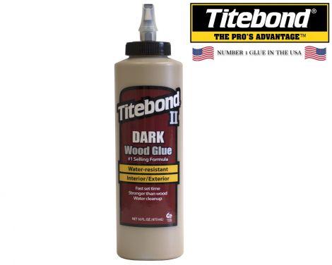 Titebond II Dark -puuliima (473ml)