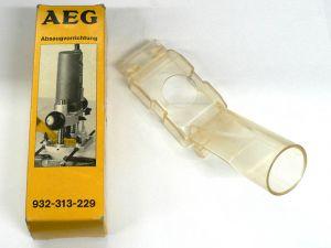 AEG imuriliitin yläjyrsimiin