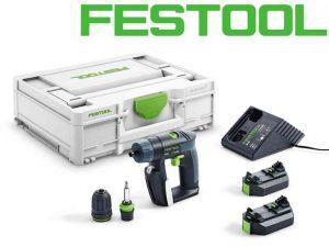 Festool CXS Li 2,6-Plus akkuruuvinväännin