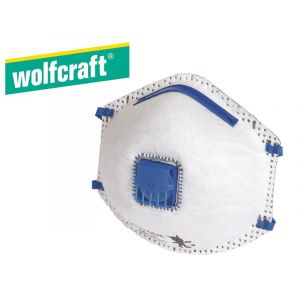 Wolfcraft hengityssuojaimet FFP2VC (3kpl)