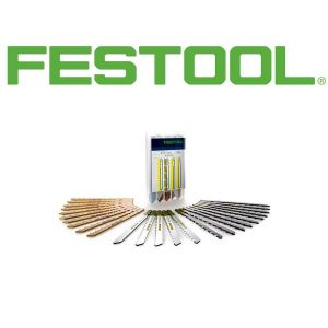 Festool pistosahan terävalikoima (25kpl)