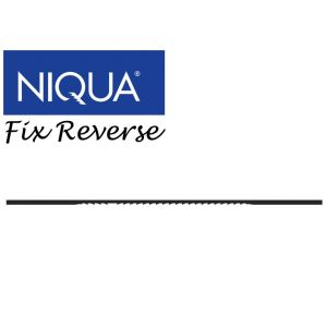 Lehtisahanterä NIQUA FIX REVERSE (12kpl)