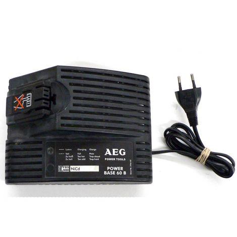 KÄYTETTY AEG Power Base 60 B -laturi