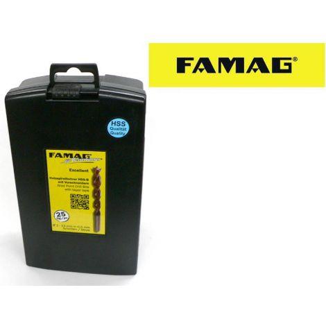Famag HSS-G puuporasarja (19-os.)