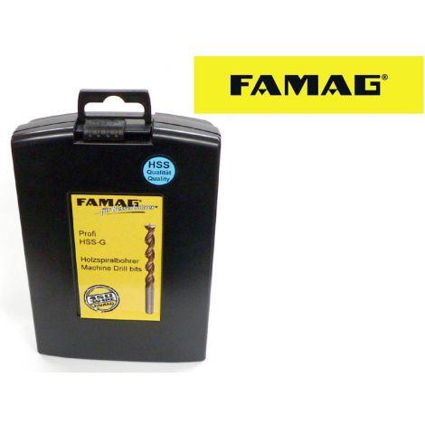 Famag HSS-G puuporasarja (25-os.)