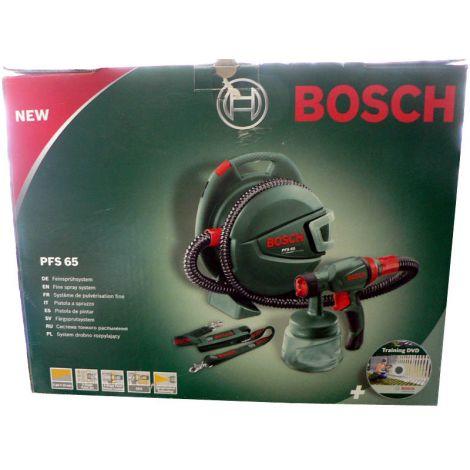 KÄYTETTY Bosch PFS-65 maaliruisku