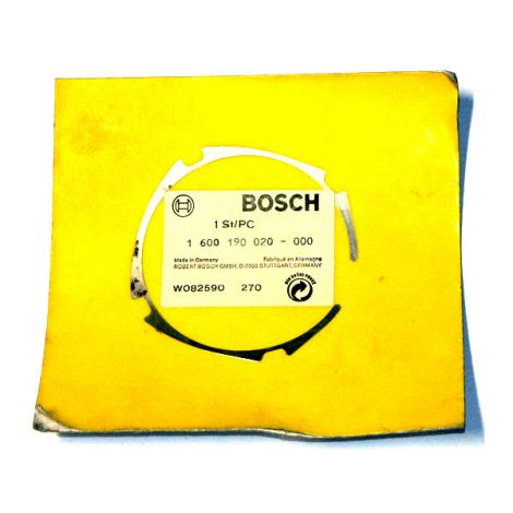 Bosch 1 600 190 020 säätölevy
