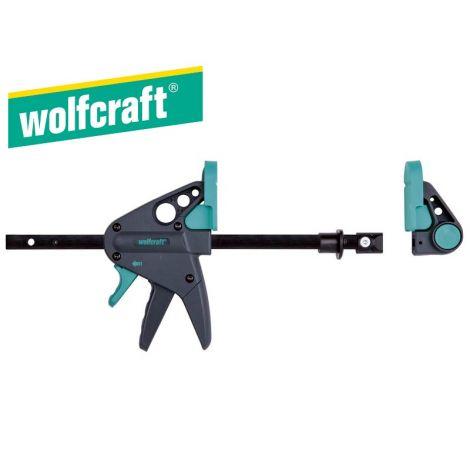 Wolfcraft PRO 65-150W pikapuristin