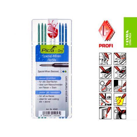 Pica Dry -vaihtolyijyt 4040 (Spezial)