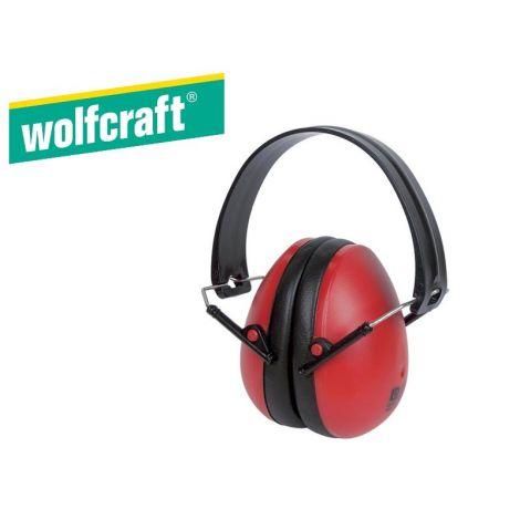 Kuulosuojaimet Wolfcraft Compact