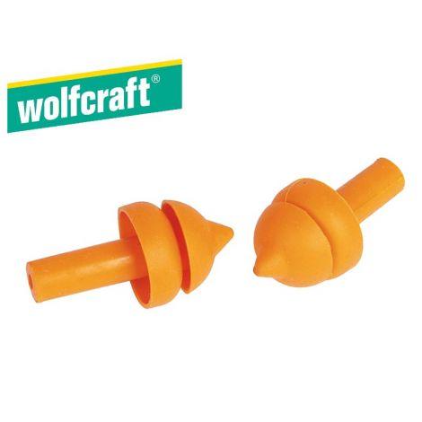 Wolfcraft 4866 korvatulpat