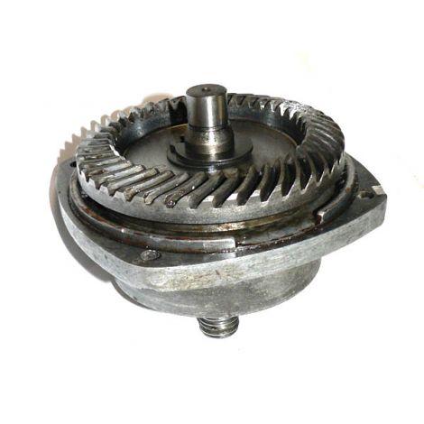 AEG 4931-230353 ratas ja akseli (KÄYTETTY)