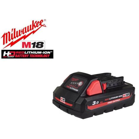 Akku Milwaukee M18 HB3