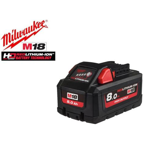 Akku Milwaukee M18 HB8
