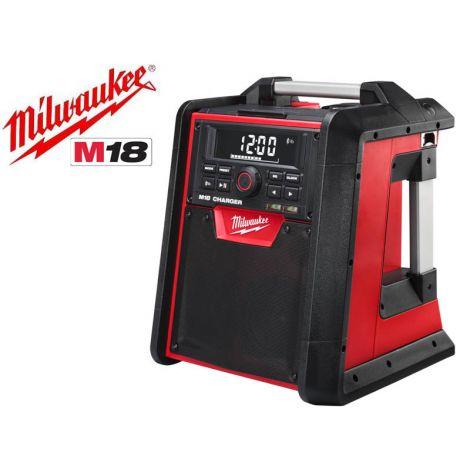 Milwaukee M18RC-0 radio/laturi