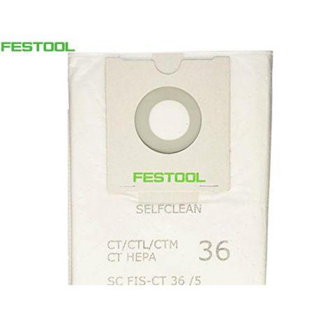 Festool CT36 pölypussit (5kpl)