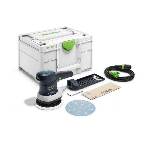 Festool ETS 150/5 EQ-Plus epäkeskohiomakone
