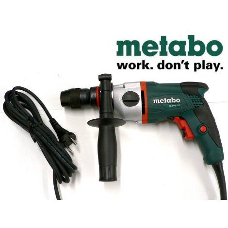 Metabo BE 600/13-2 porakone (esittelymalli)
