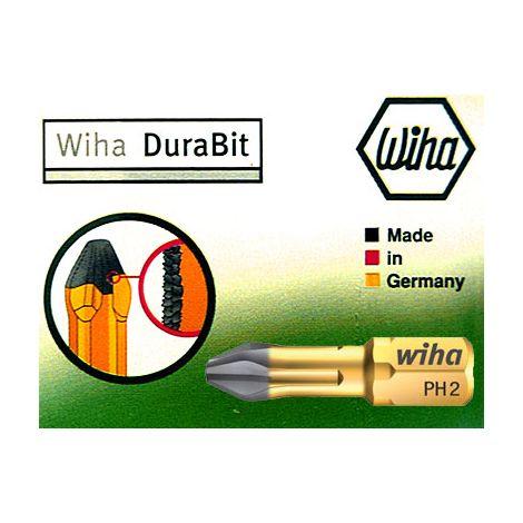 Wiha DuraBit ruuvikärki PH2 (25mm)