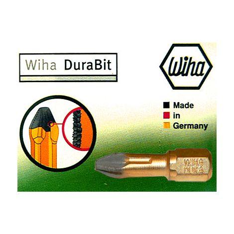Wiha DuraBit ruuvikärki PZ (25mm)
