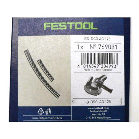 Festool harjareunus BC-DCG AG 125