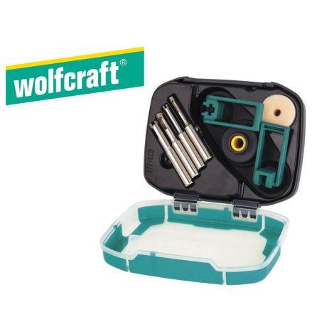 Wolfcraft Ceramic timanttiporasarja