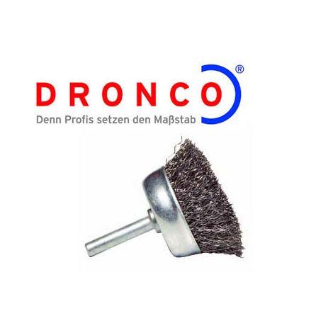Dronco teräskuppiharja