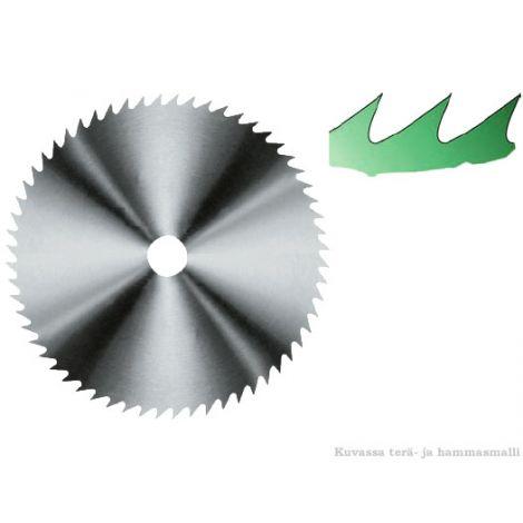 Sirkkelinterä klapisirkkeleihin 550mm (30mm)