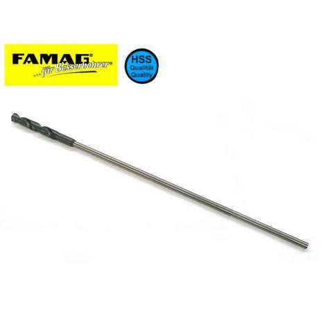 Famag HSS-läpivientiporat (pituus 600mm)