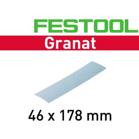 Festool Granat 46x178mm (10kpl)