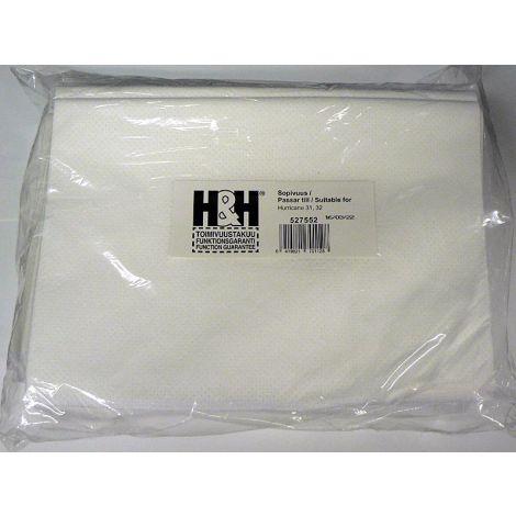 H&H fleecepussit Hurricane 31 (10kpl)