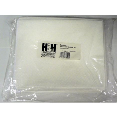 H&H fleecepussit Kiekens B190 (10kpl)
