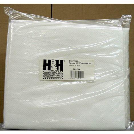 H&H fleecepussit Kiekens B192 (10kpl)