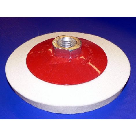 Huopalaikka kulmahiomakoneisiin 115mm (M14)