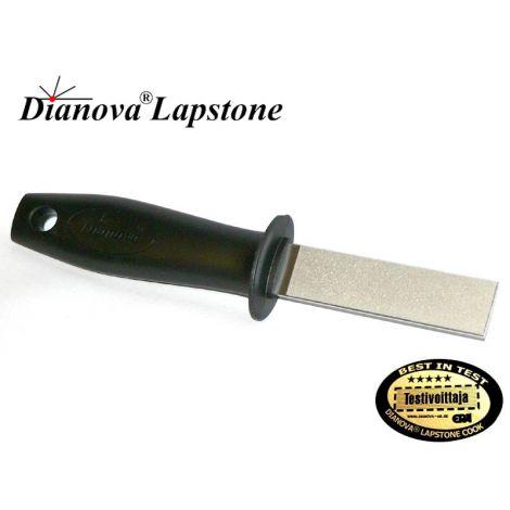 Lapstone Classic 2-puolinen pitkä timanttiteroitin (kahvalla)